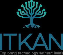 ITKAN Logo vertical lockup RGB