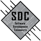 Software Development Community (SDC) logo